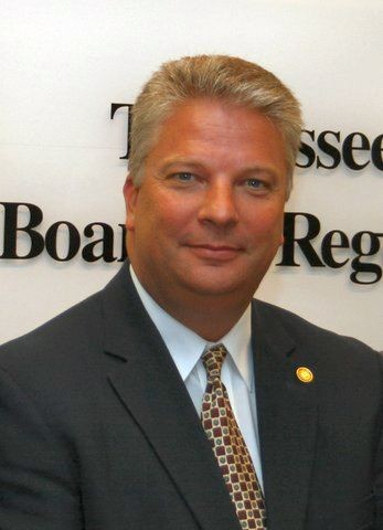 Picture of Dean Blevins director of Tennessee College of Applied Technology Elizabethton